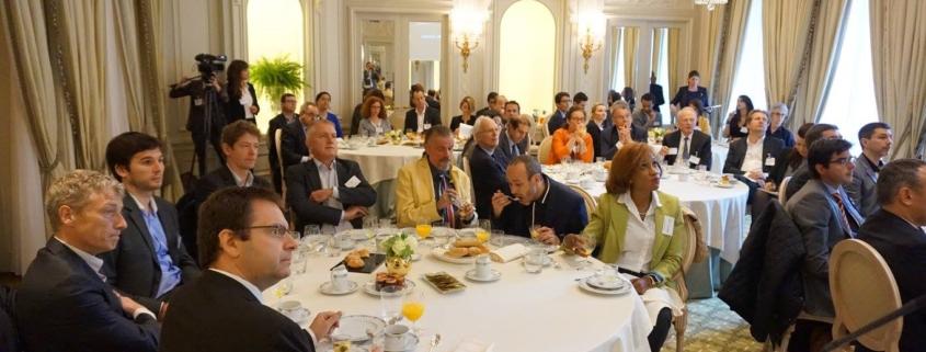 Petit déjeuner BusinessLine & Signalis au Ritz Paris